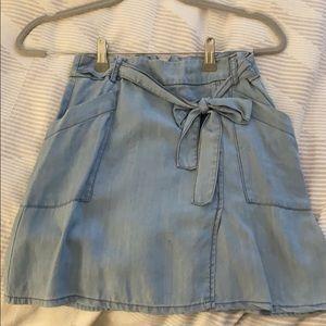 BB Dakota Denim Skirt